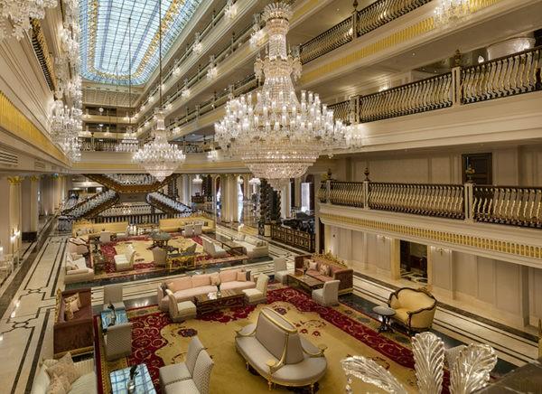 дорогие отели Турции