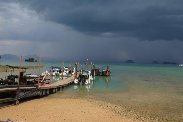 Тайская погода в сентябре