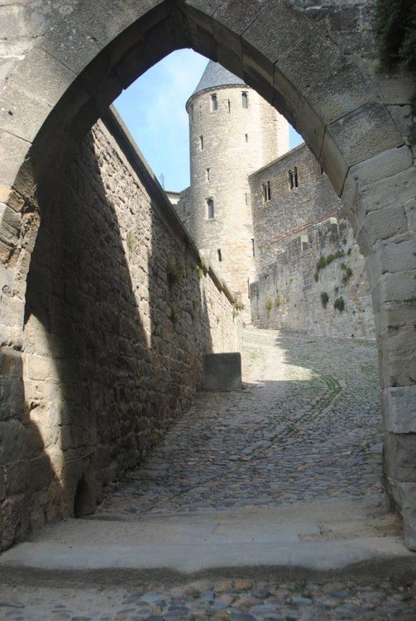 Крепость Каркасон