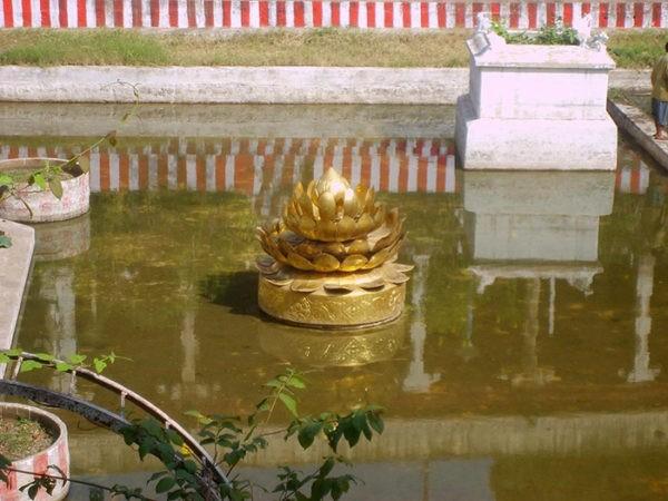 Золотой Лотосовый пруд