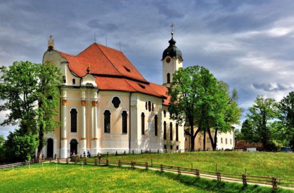 паломническая церковь германия
