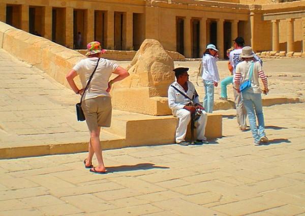 туризм в Египте