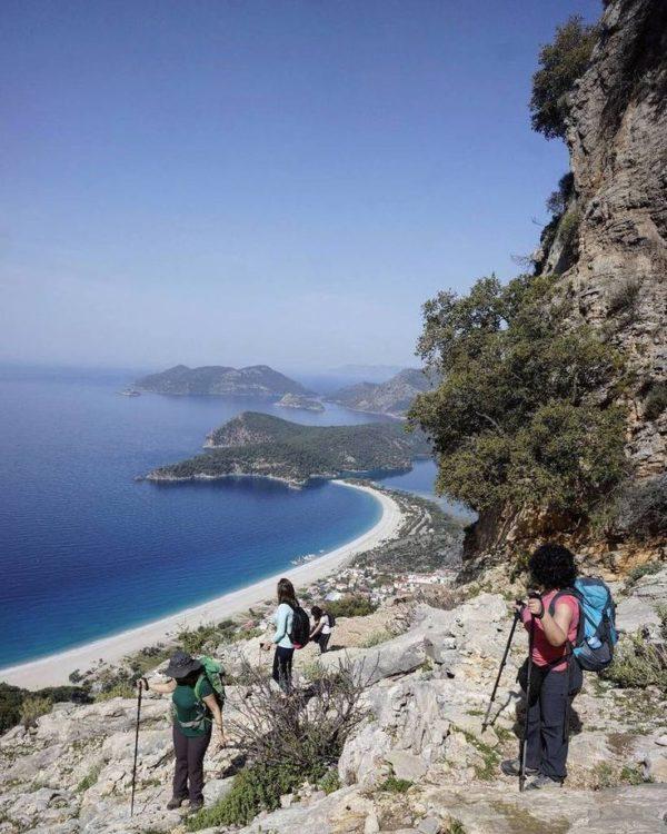 горный туризм в Турции
