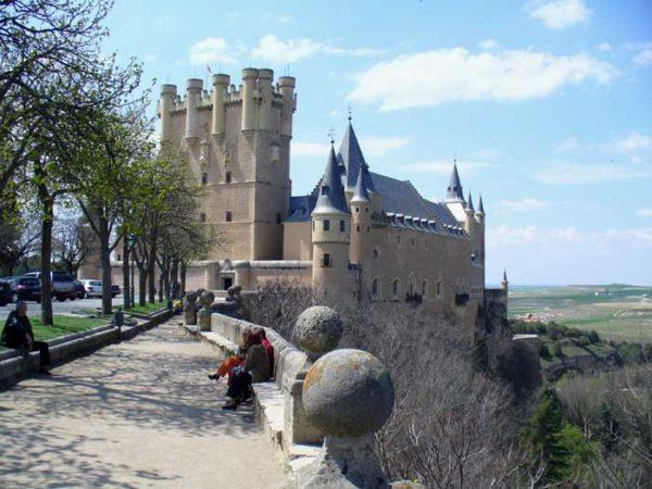 регион Кастилия и Леон