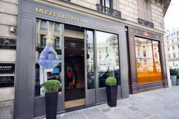 Музей парфюмерии Fragonard Франция